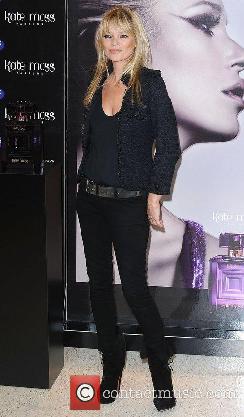 Launches her new fragrance 'Vintage Muse' at Boots,...