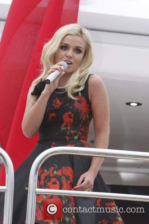 Katherine Jenkins and PSP 13