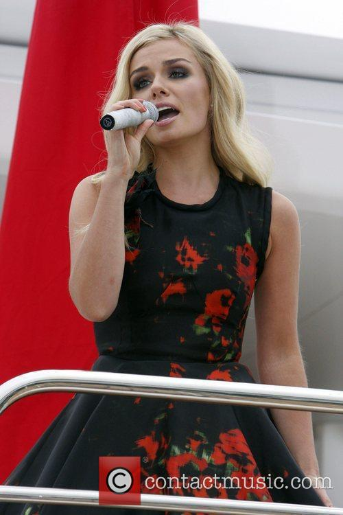 Katherine Jenkins and PSP 12