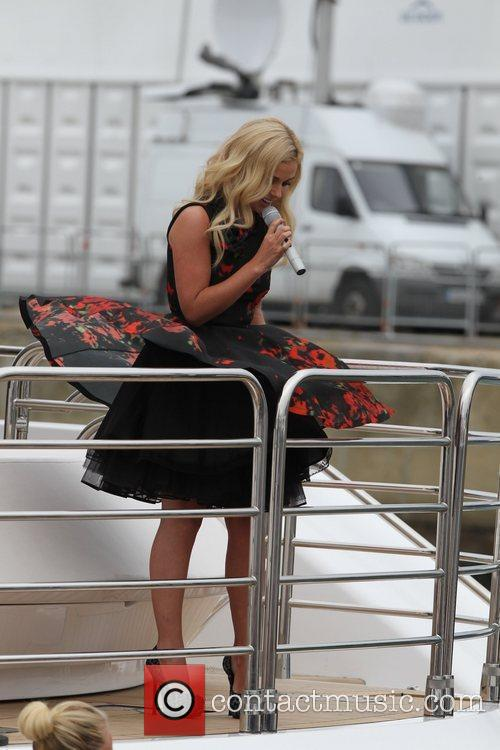 Katherine Jenkins and PSP 36