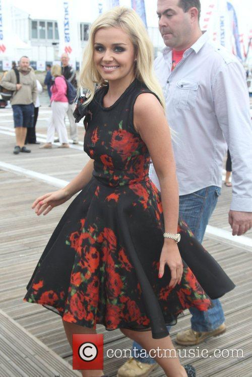 Katherine Jenkins and PSP 24