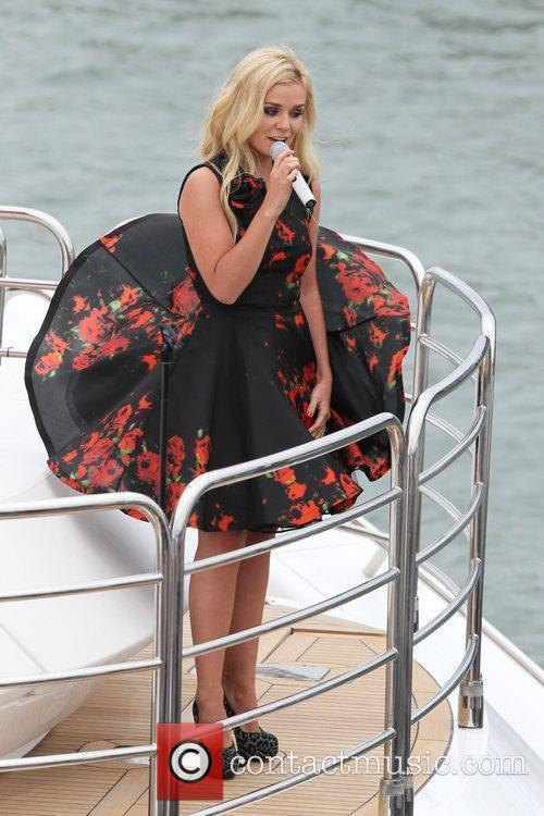 Katherine Jenkins and PSP 30