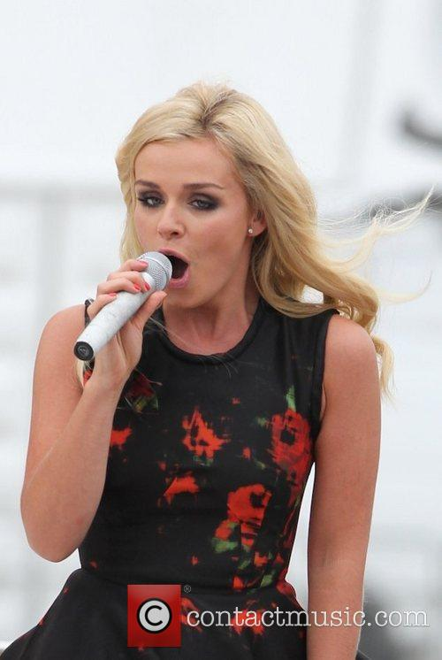 Katherine Jenkins and PSP 21