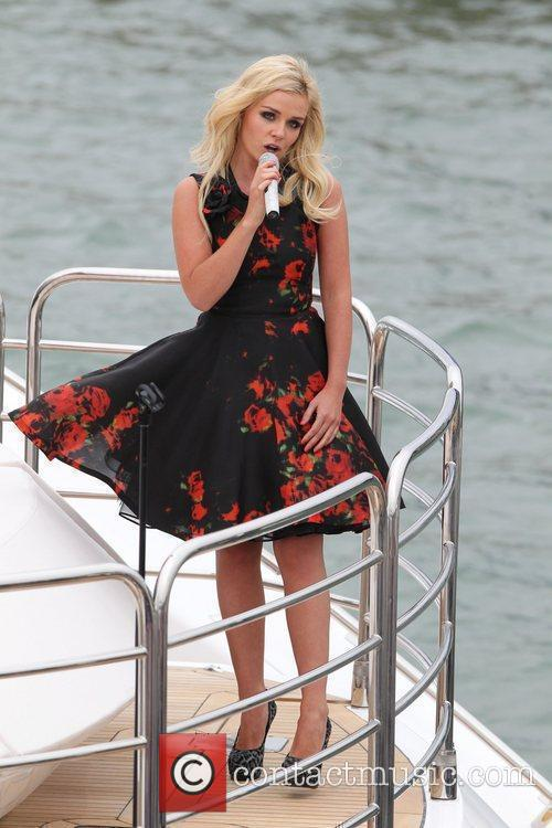Katherine Jenkins and PSP 29