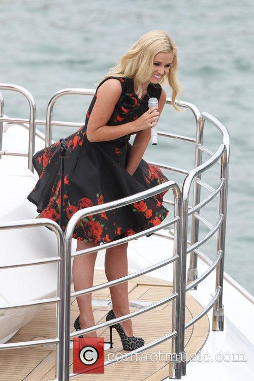 Katherine Jenkins and PSP 35