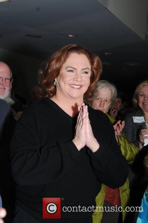 Kathleen Turner A reception for Kathleen Turner after...