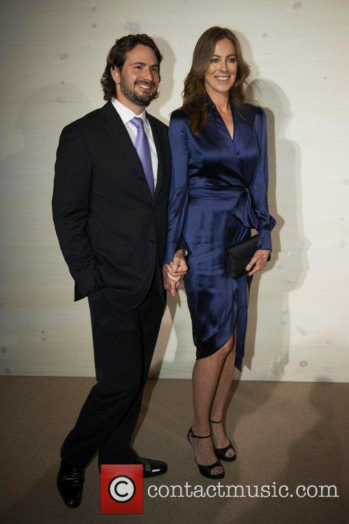 Mark Boal and Kathryn Bigelow  attends the...