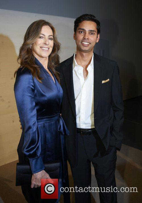 Kathryn Bigelow and Rajendra Roy attends the 3rd...