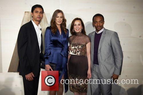 Kathryn Bigelow and Anthony Mackie 3
