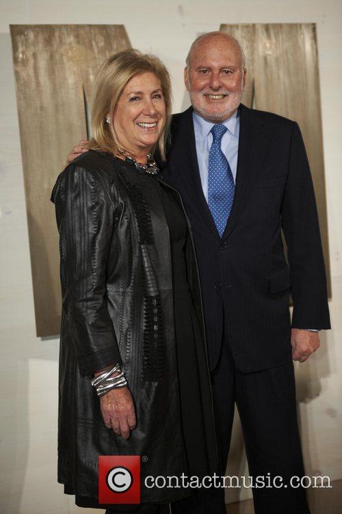Michael Lynne and Kathryn Bigelow