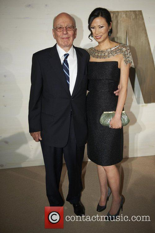 Rupert Murdoch and Kathryn Bigelow 1