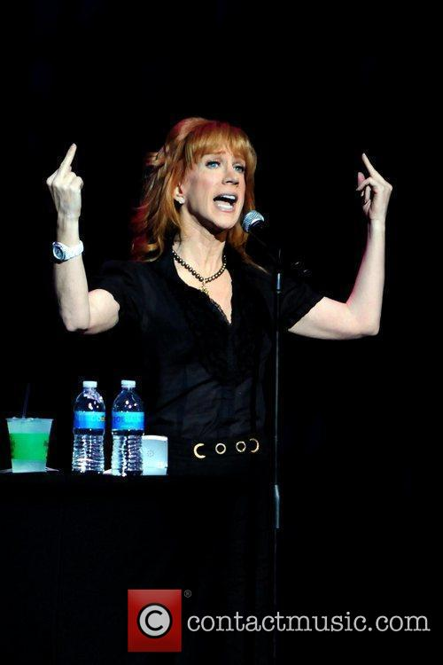 Kathy Griffin  performs at Hard Rock Live!...