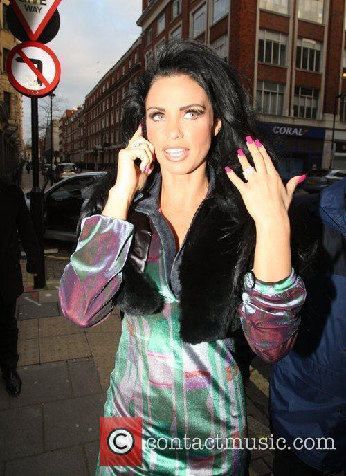 Katie Price and Aka Jordan 5