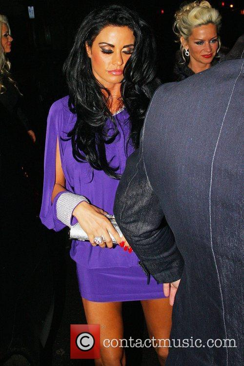Katie Price, Aka Jordan and Arriving At Mayfair Hotel 4