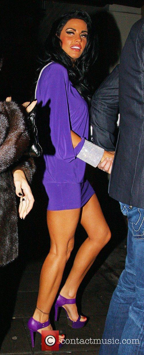 Katie Price, Aka Jordan and Arriving At Mayfair Hotel 2