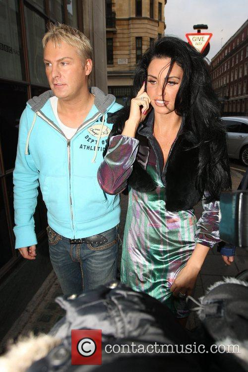 Katie Price and Aka Jordan 10