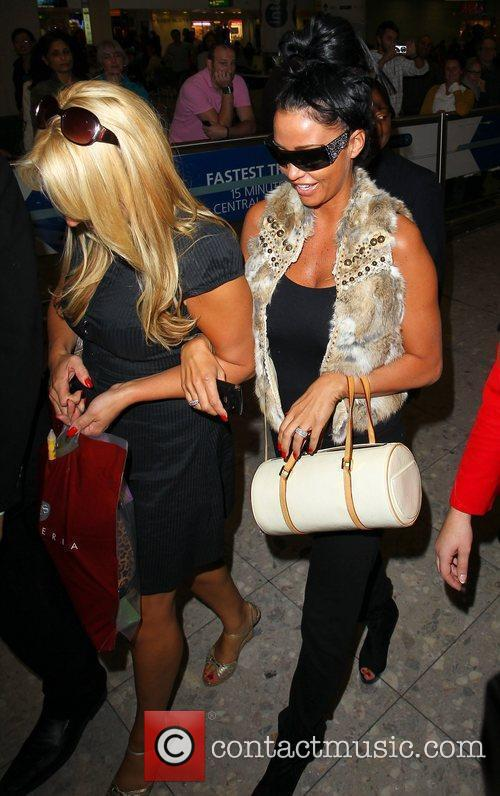 Arriving at Heathrow Airport