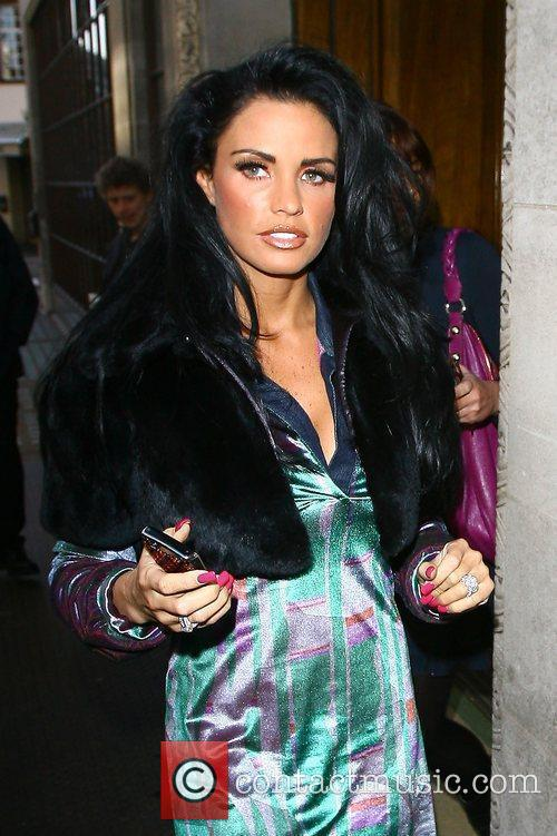 Katie Price and aka Jordan 15