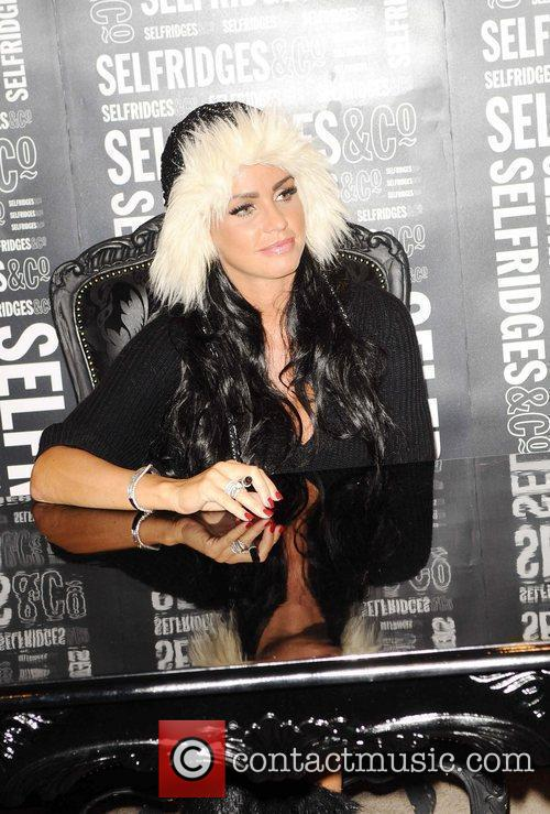 Attends the signing session of her latest book...