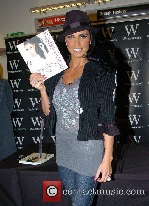 Katie Price and Aka Jordan 3