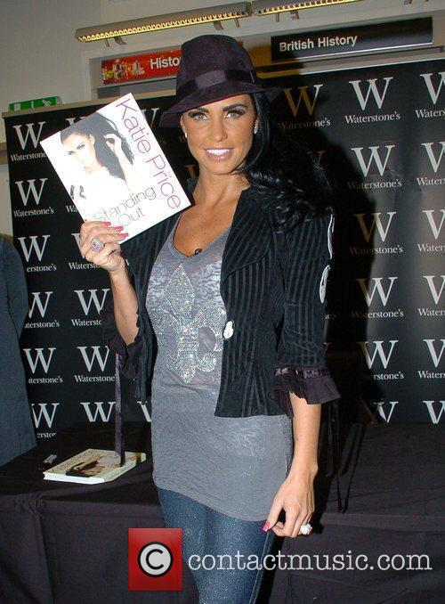 Katie Price and Aka Jordan 4
