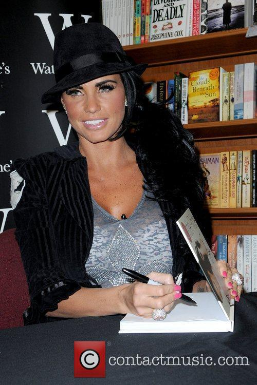 Katie Price and aka Jordan 13
