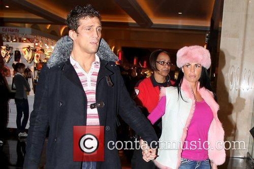 Alex Reid, Katie Price and Aka Jordan 5