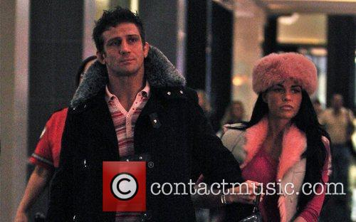 Alex Reid, Katie Price and Aka Jordan 10