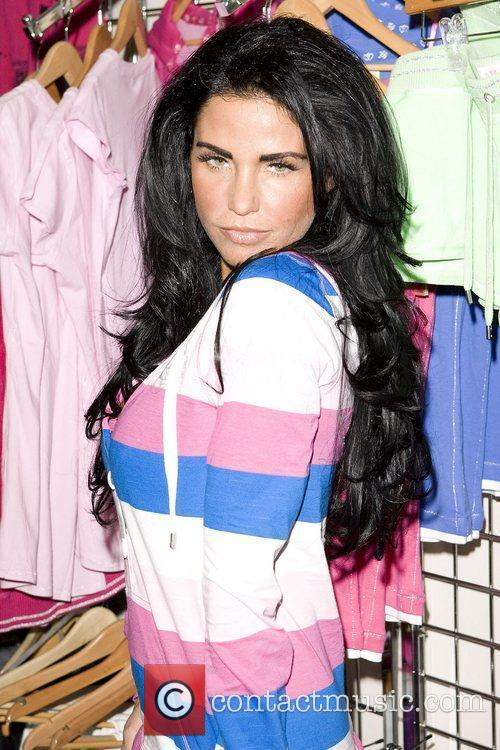 Katie Price, aka Jordan and poses for photographs at Olympia for The London International Horse Show 16