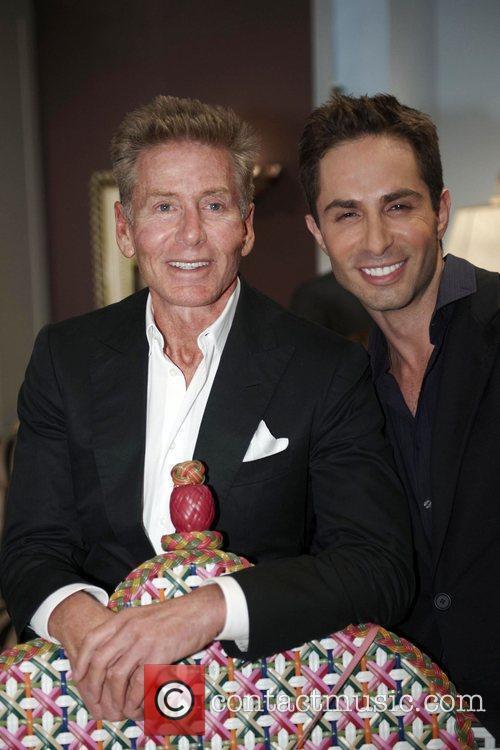Calvin Klein and Michael Lucas Reception to celebrate...