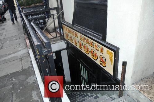 Frith Street Tattoo London, England