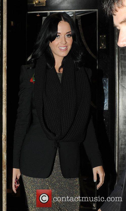 Katy Perry leaves Claridges Hotel in Mayfair London,...