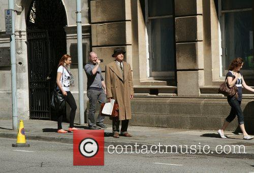 Extras and Keeley Hawes 2