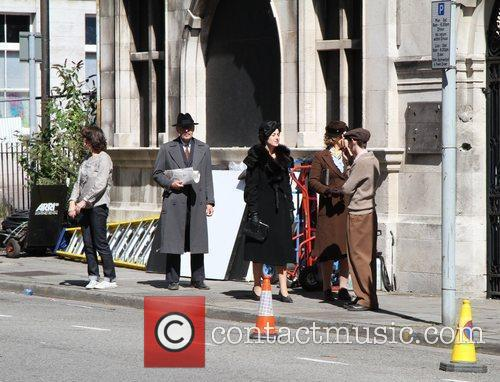 Extras and Keeley Hawes 5