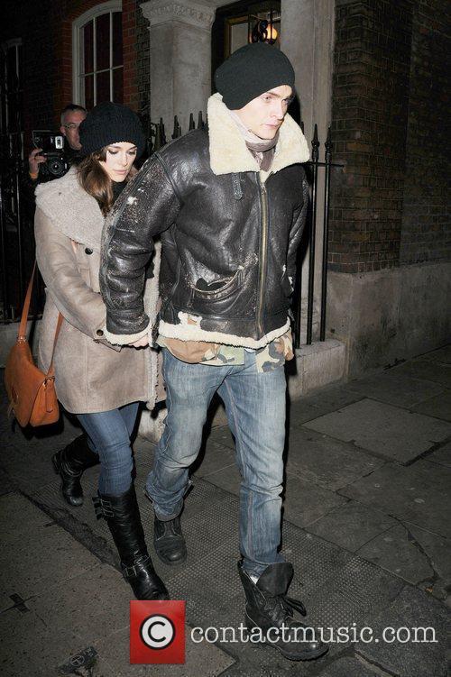Keira Knightley and Boyfriend Rupert Friend 3