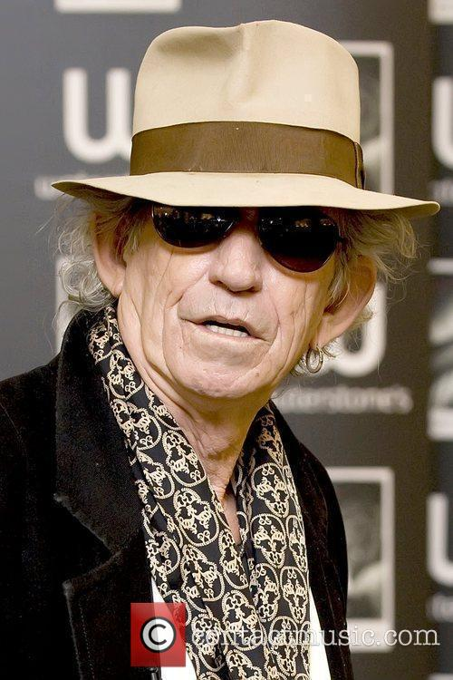 Keith Richards 16