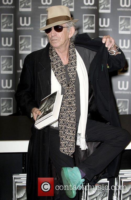 Keith Richards 10