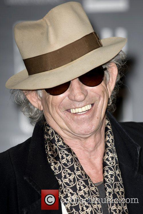 Keith Richards 5