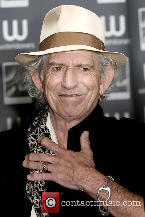 Keith Richards 11