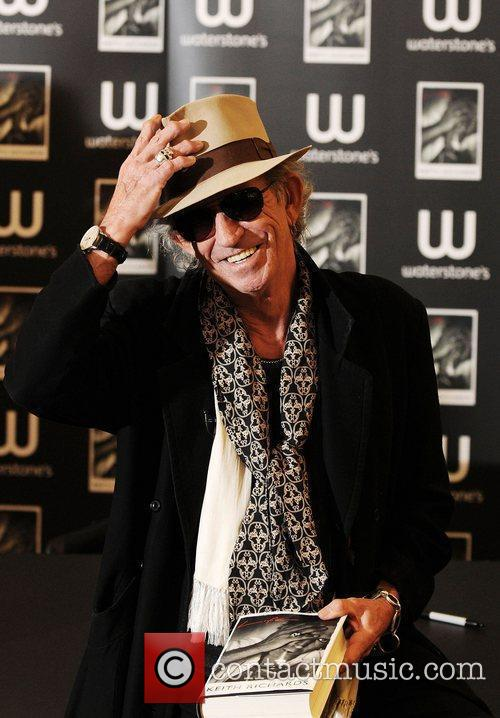 Keith Richards 1