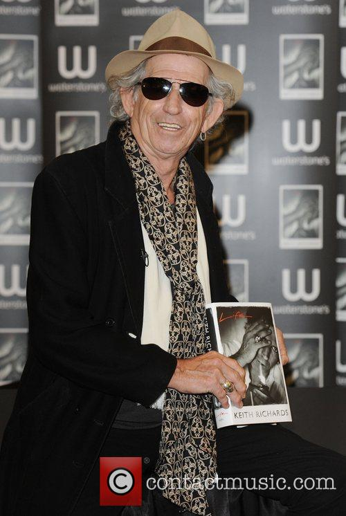 Keith Richards 46