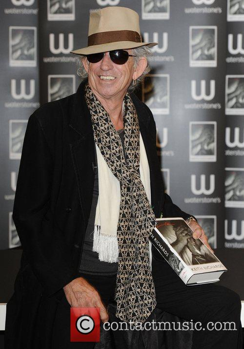 Keith Richards 52