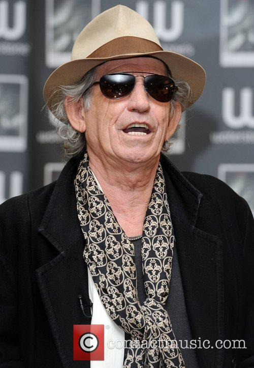 Keith Richards 39