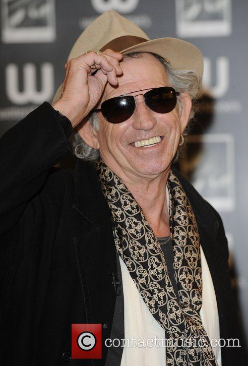 Keith Richards 51
