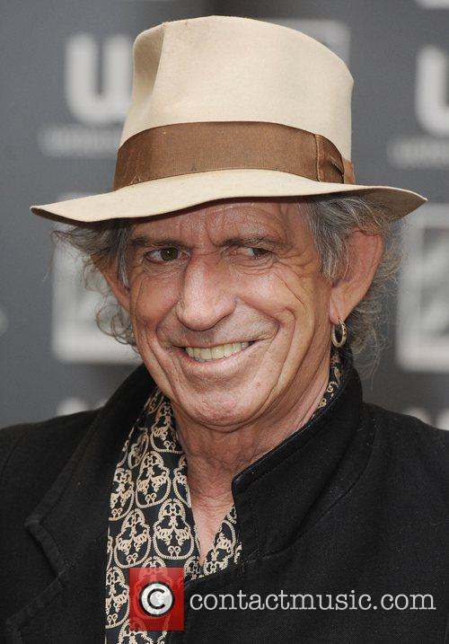 Keith Richards 32