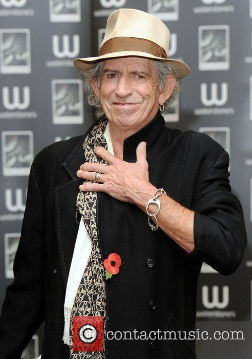 Keith Richards 41