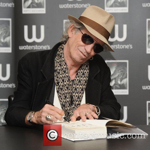 Keith Richards 33