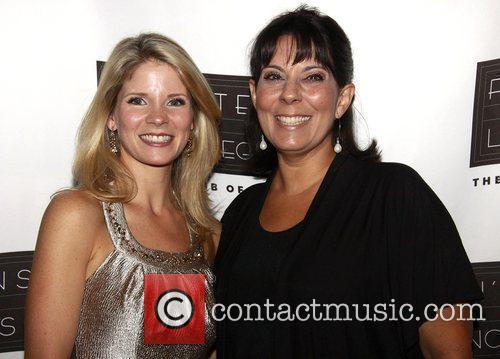 Kelli O'Hara and Christine Pedi Opening night of...