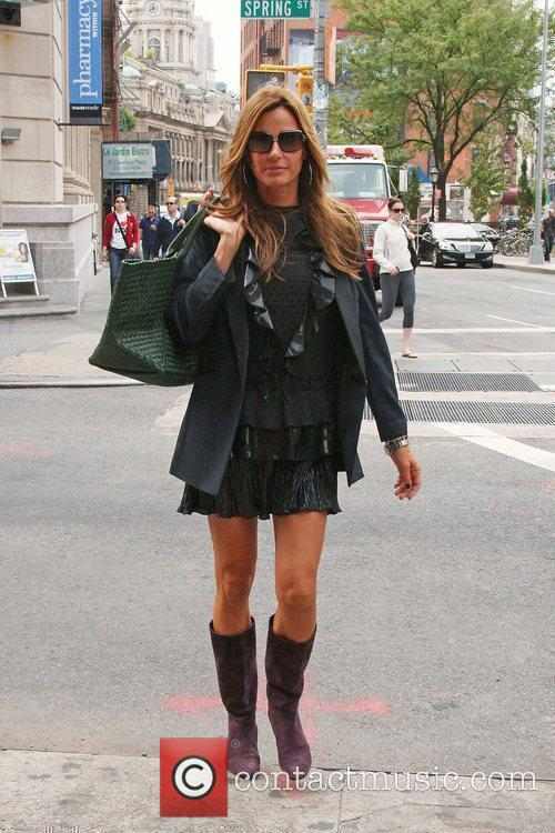 'The Real Housewives of New York City' star...