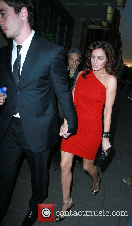 Danny Cipriani and Kelly Brook 4